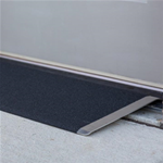 TRANSITIONS® Angled Entry Plate - The TRANSITIONS® Angled Entry Plate is a portable stand-a