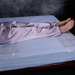 LiquiCell Anti-Shear Mattress Overlay - Scientifically proven to prevent and protect skin tissue fr