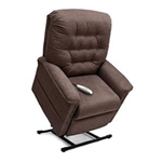 Heritage Collection, 3-Position, Full Recline, Chaise Lounger Lift Chair, LC-358L - This LC-358L Lift Chair from the Heritage Co