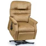 Monarch Lift Chair Medium/ Large - The Monarch is a distinctive lift/recliner that combines a gener