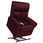 Elegance Collection, 3 Position, Full Recline, Chaise Lounger Lift Chair, LC-450 - This LC-450 Lift Chair from the Elegance Col