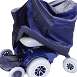 EZ-ACCESSORIES® Scooter and Power Chair Covers - Our Scooter and Power Chair covers are made of durable, milde