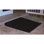 TRANSITIONS® Modular Entry Mat - Designed for doorways and raised landings, the TRANSITIONS&re