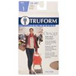 Truform Compression Socks - Truform 0363 (20-30 Compression Opaque Knee High St