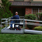PATHWAY® 3G Modular Access System - The PATHWAY® 3G Modular Access System consists of ramps,