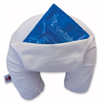 Headache Ice Pillow - This pillow combines rest and cold therapy to help relieve migra