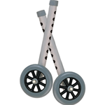 "Extended Height 5"" Walker Wheels And Legs Combo Pack - Features and Benefits</SP"