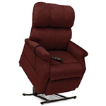 "Serenity Collection, Infinite-Position, Chaise Lounger Lift Chair, SR-525L - Infinite-Position, ""Zero Gravity"", Trendelenburg Chai"