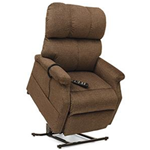 "Serenity Collection, Infinite-Position, Chaise Lounger Lift Chair, SR-525M - Infinite-Position, ""Zero Gravity"", Trendelenburg Chai"