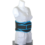 VerteWrap Low-Profile Back Support - 