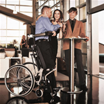 Helium LS/LSE Manual Wheelchair - The Helium LS and LSE are ideal for people who need to stand up,