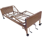 Multi Height Manual Hospital Bed - Product Description</SPAN