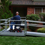 PATHWAY® Modular Stairs - The PATHWAY® 3G Modular Access System consists of ramps,