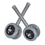 Heavy Duty Bariatric Walker Wheels - Product Description</SPAN