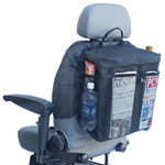 EZ-ACCESSORIES® Scooter and Power Chair Pack - This spacious pack, available in two styles to accommodate mo
