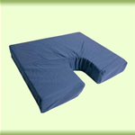 Coccyx Seat Cushion - Rose Healthcare Coccyx Seat Cushion has unique design which help