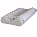 Econo-Wave Cervical Pillow - A popular foam support pillow at an economical price. The waved