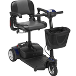 Spitfire Ex Travel 3-Wheel Mobility Scooter - Features and Benefits</SP