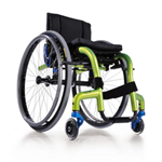 Zippie® Zone™ Manual Pediatric Wheelchair - Get in the Zone with the lightest Zippie designed for ac