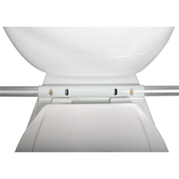Toilet Safety Frame with Height and Width Adjustable Arms - Image Number 31143