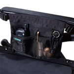 EZ-ACCESSORIES® Universal Tote - The Universal Tote is an opaque pouch capable of storing valu