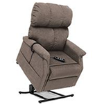 Infinity Collection, Infinite-Position, Chaise Lounger Lift Chair, LC-525M - This LC-525M Lift Chair from the Infinity Co