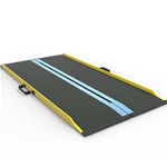 Suitcase Singlefold Graphite Fiber Ramp - The Suitcase Singlefold GF Ramp is made of glass reinforced g