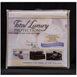 Total Luxury Protection Kit - includes 2 throws - Total Luxury Protection Kit - includes 2 throws