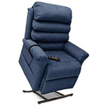 "Infinity Collection, Infinite-Position, Chaise Lounger Lift Chair, LC-576L - Infinite-Position, ""Zero Gravity"", Trendelenburg"
