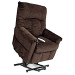Specialty Collection, 2 Position, Chaise Lounger Lift Chair, LC-805 - 2-Position, Partial Recline, Wall Hugger Chaise Loung