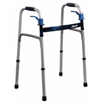 Deluxe Trigger Release Folding Walker - 