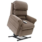 Elegance Collection, 3 Position, Full Recline, Chaise Lounger Lift Chair, LC-470S - This LC-470S Lift Chair from the Elegance Co