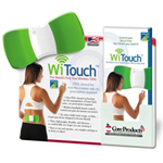 WiTouch Countertop Display with 6 WiTouch TENS Units - WiTouch™ Wireless TENS Display