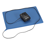 Pressure Sensitive Alarm -  Alerts care giver with audio alarm when patient gets out o