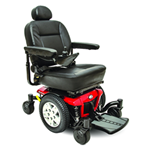 Pride Mobility Power Chair Jazzy 600 - Features & Benefits
