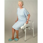 Uplift Commode - Uplift Commode is the self-powered lifting commode chair that ca