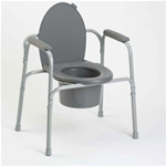 All In One Commode - 