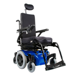 Quickie® Pulse™ Power Wheel Chair - Live Without Limits